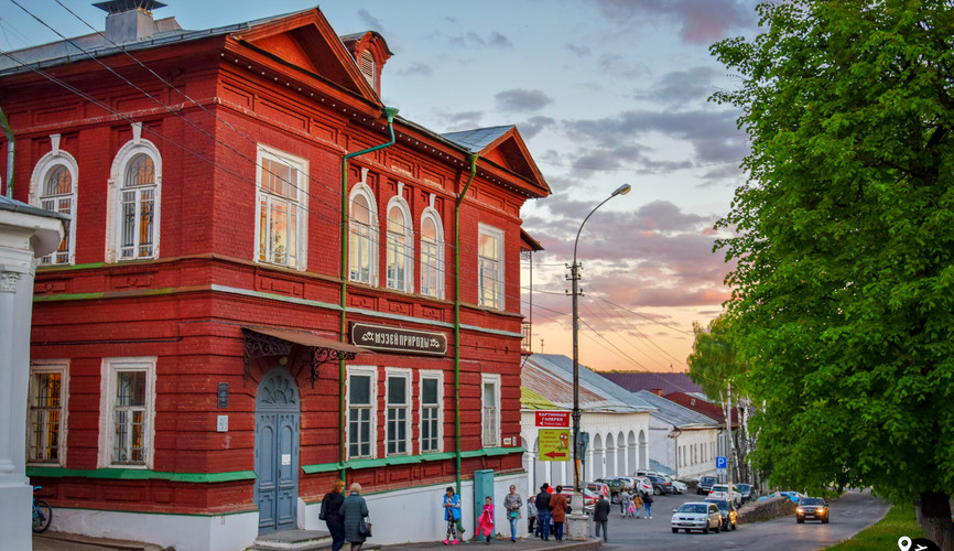 Музей природы в Костроме