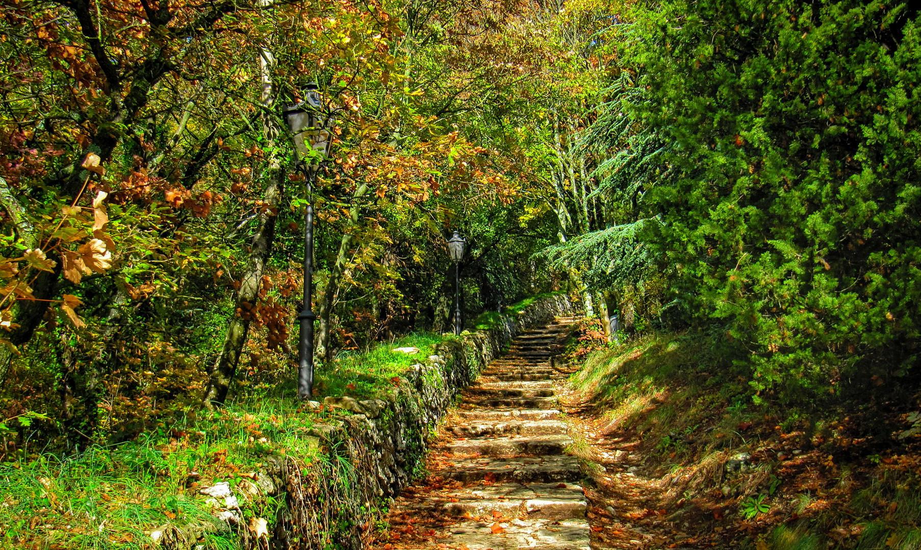 Природные парки Сан-Марино
