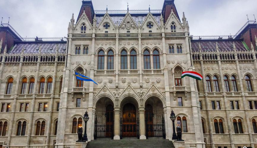 Венгерский Парламент, Будапешт