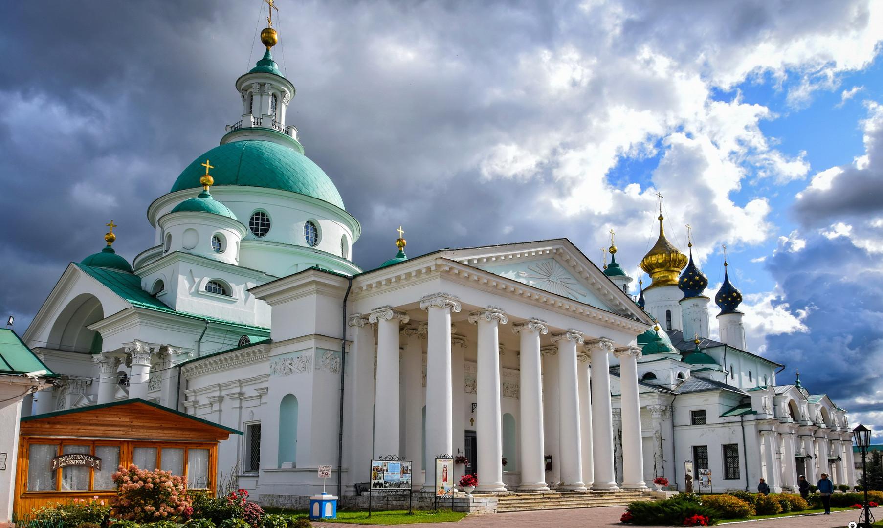 Спасо-Яковлевский Димитриев монастырь, Ростов