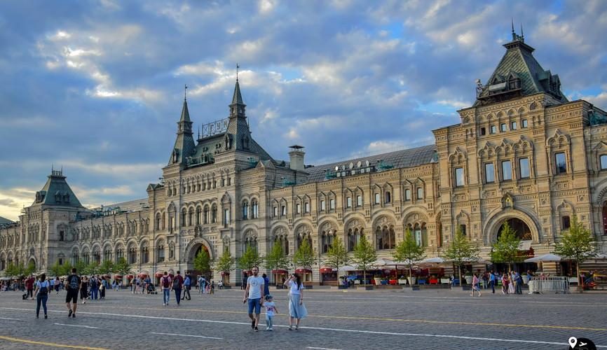 ГУМ, Москва