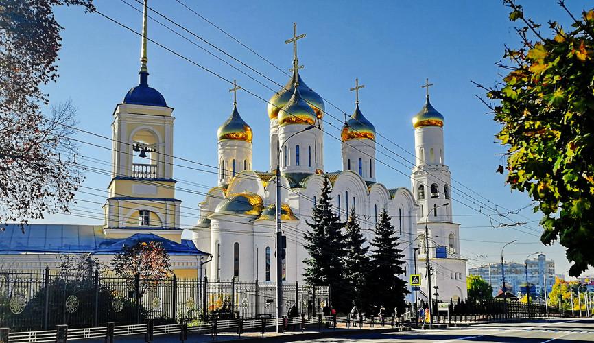Троицкий кафедральный собор, Брянск