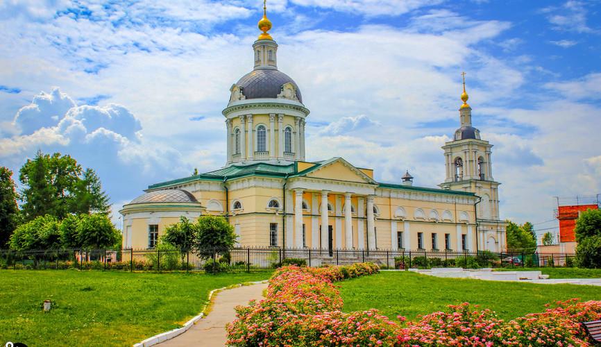 Церковь Архангела Михаила в Коломне