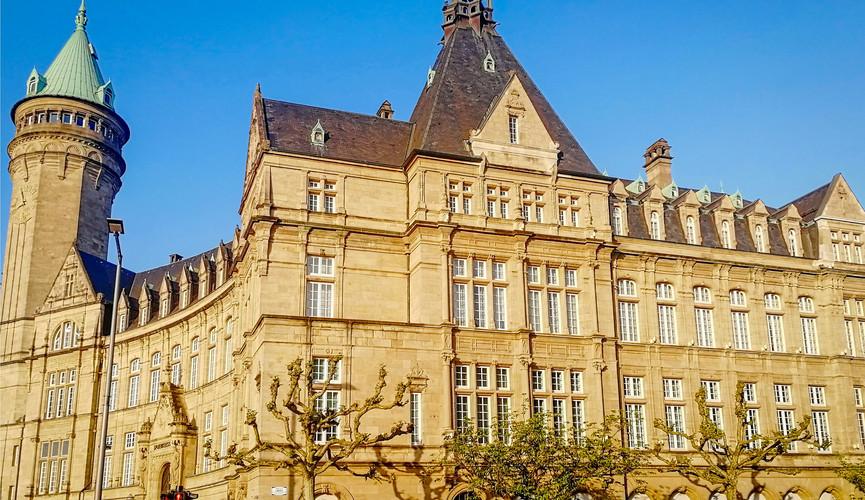 Центральный банк, Люксембург