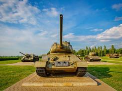 Танковый музей в Прохоровке