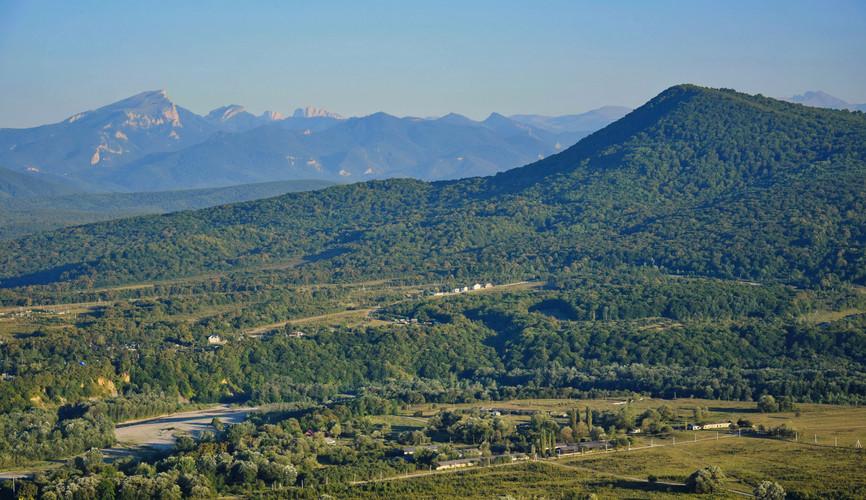 Горы Западного Кавказа