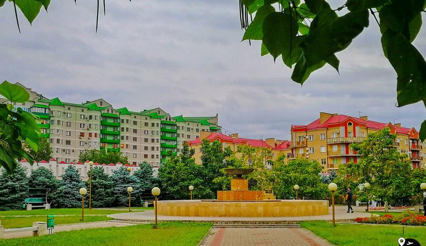 Жилые районы, Грозный