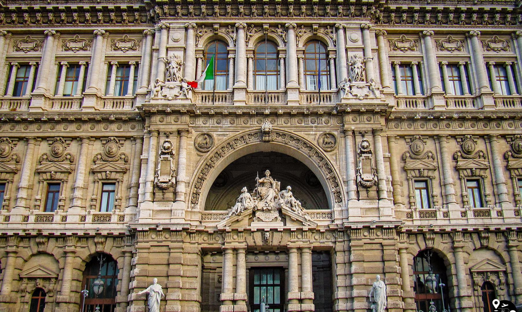 Верховный суд Италии, Рим