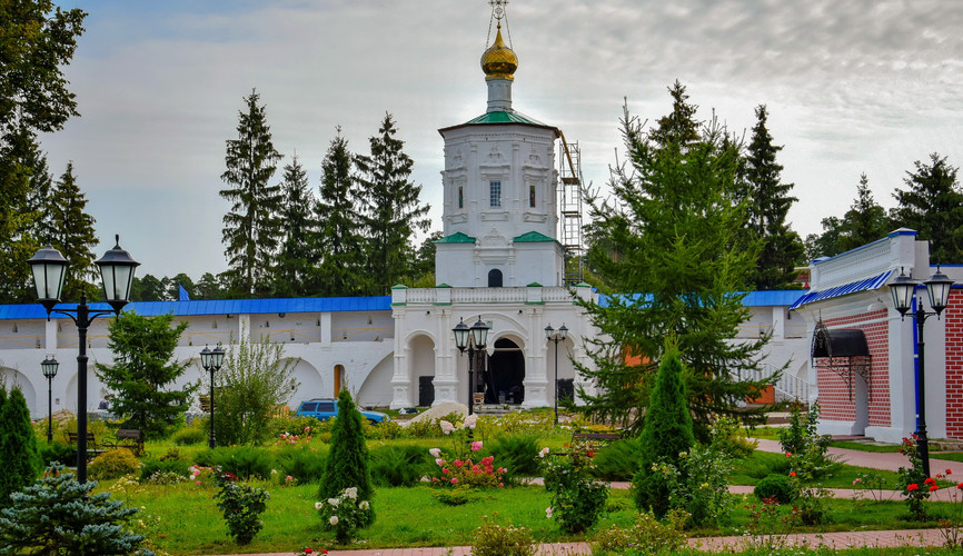 Солотчинский монастырь
