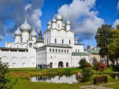Кремль в Ростове Великом