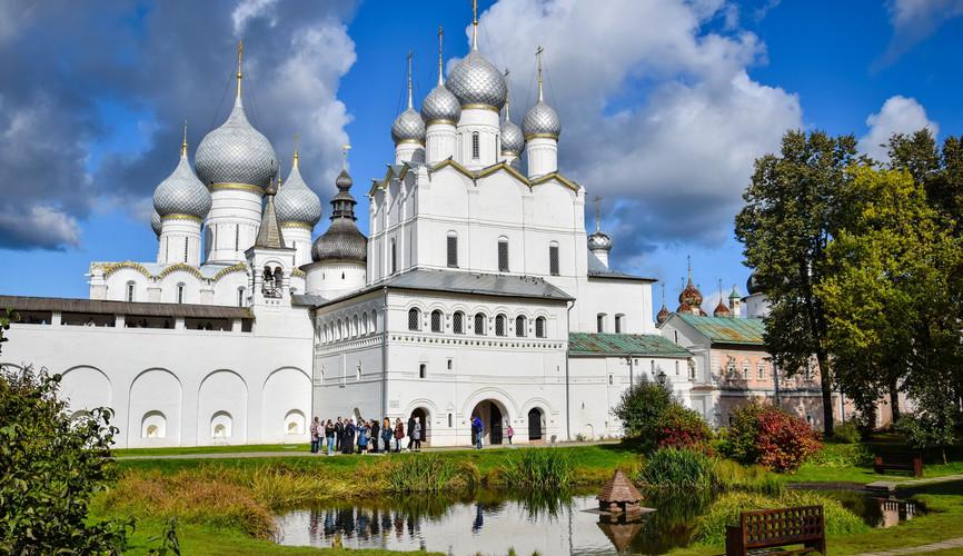 Ростовский кремль, Ростов