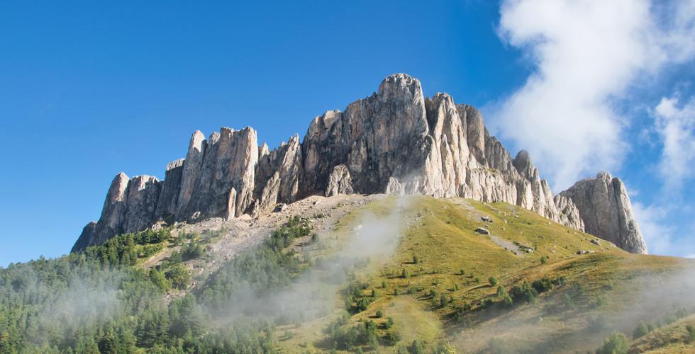 Гора Большой Тхач, Адыгея