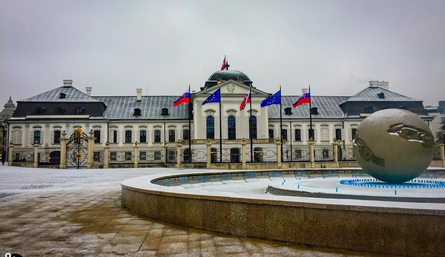 Президентский дворец, Братислава