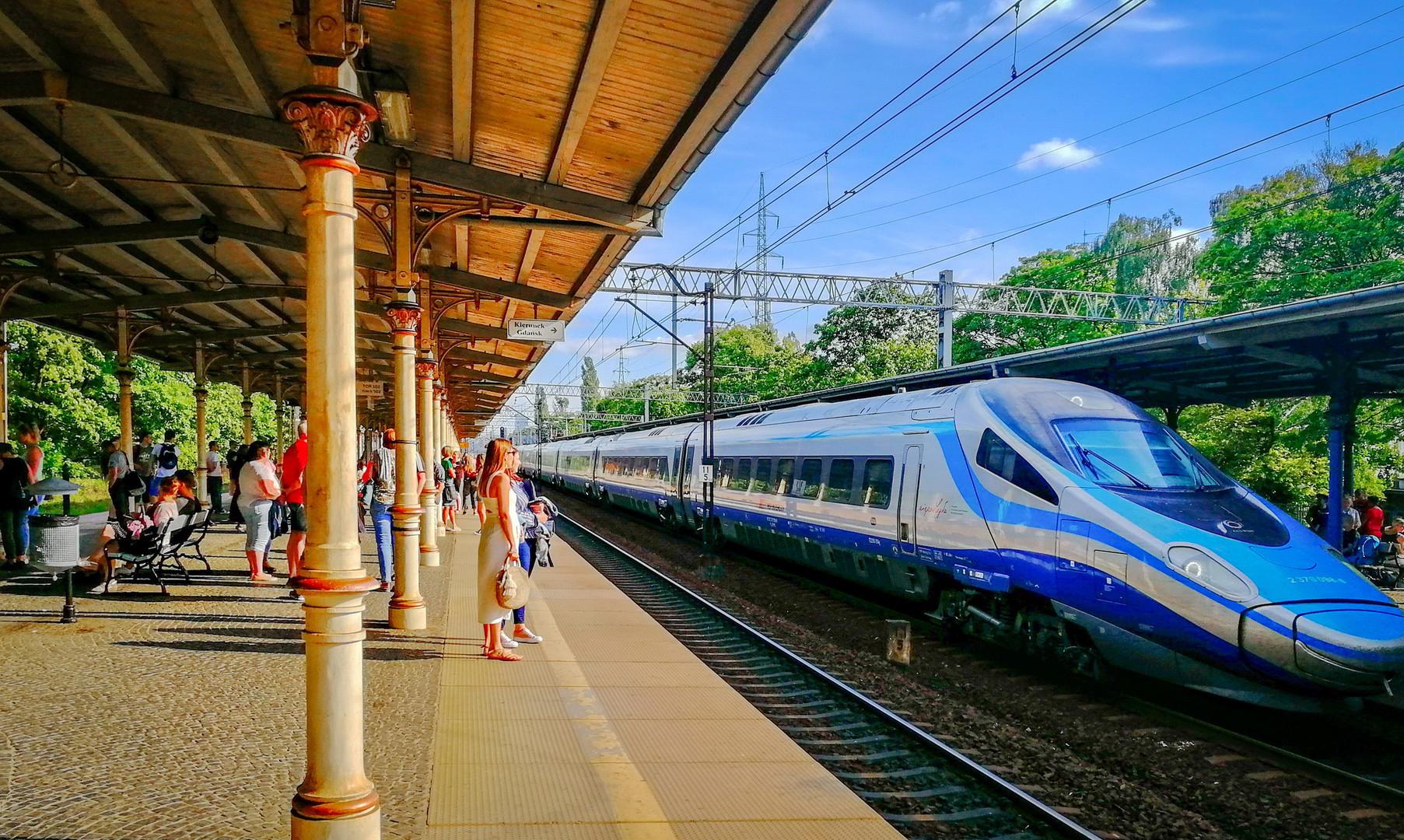 Железные дороги Польши