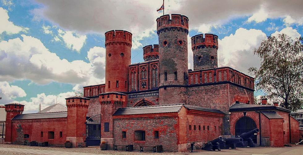 Фридрихсбургские ворота, Калининград