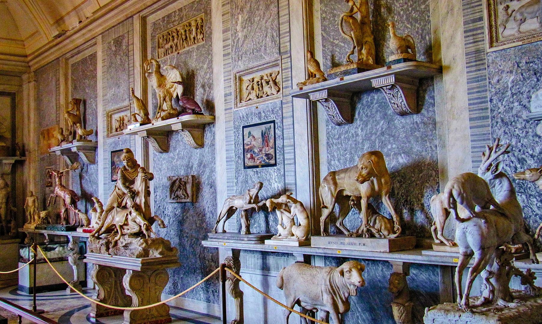 Музей Кьярамонти в Ватикане