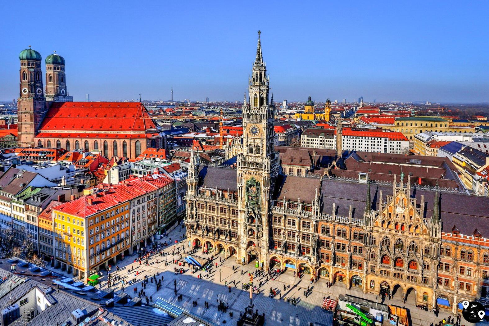 Мюнхенская ратуша, Мюнхен