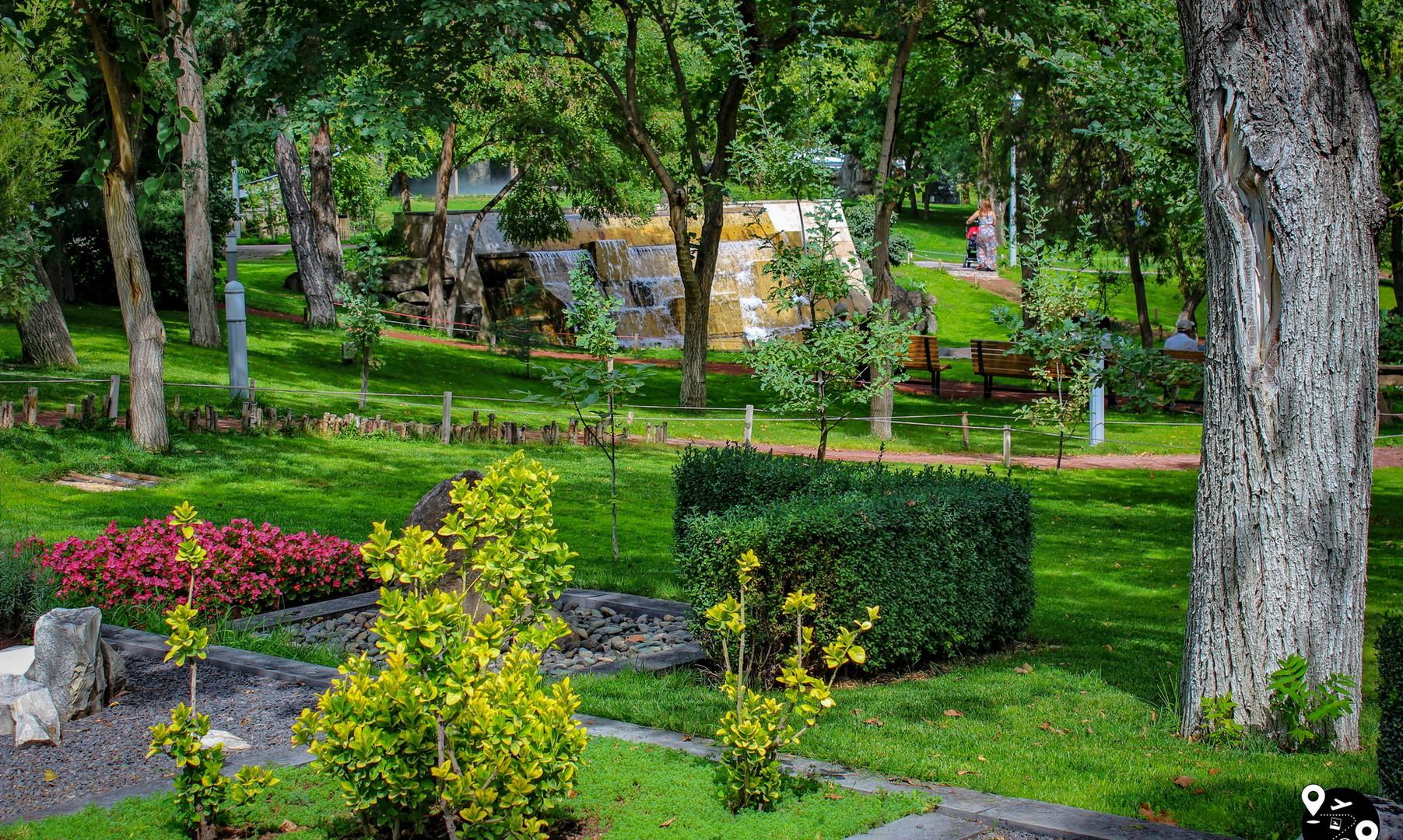 Городской парк, Ереван