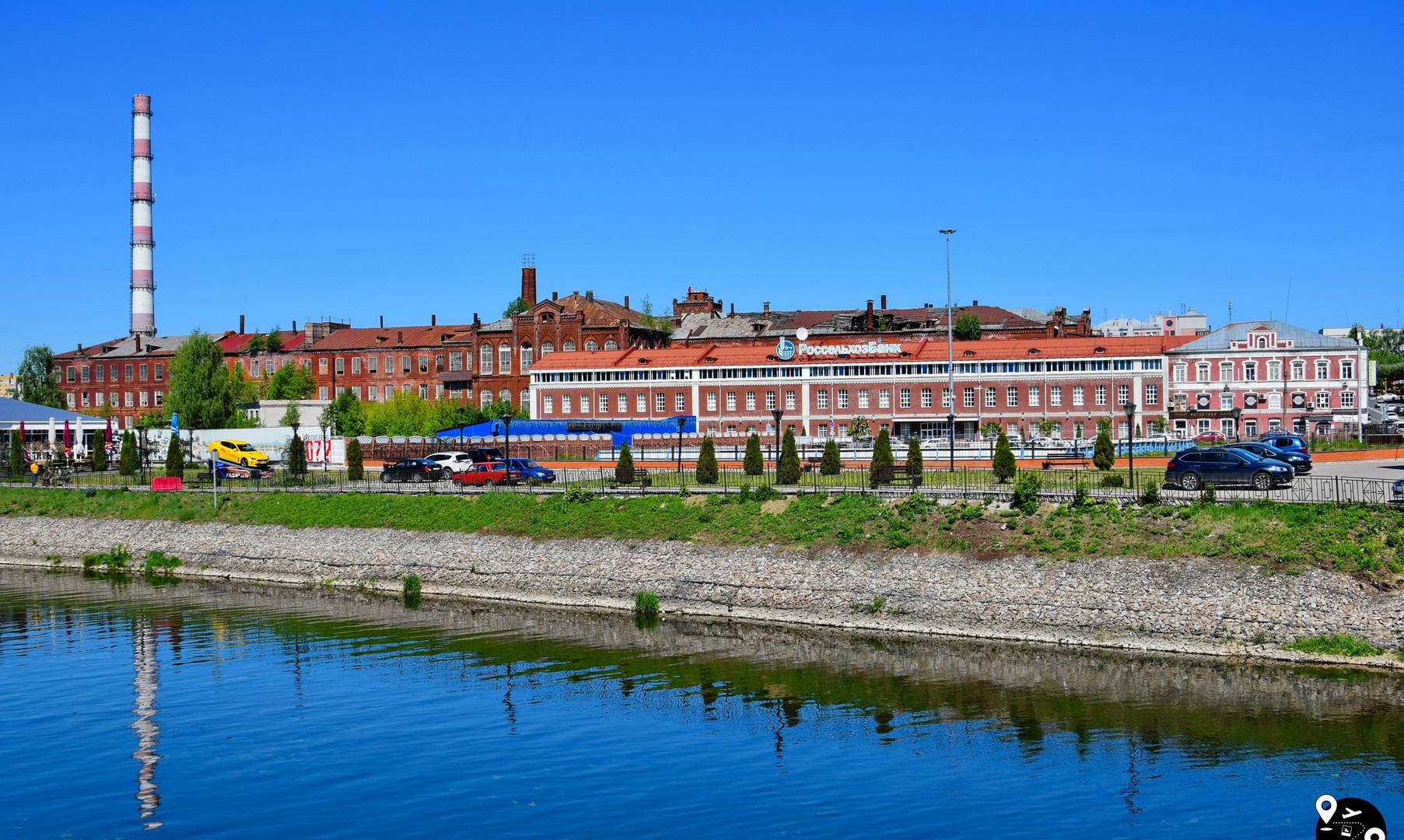 Текстильная фабрика (бывш), Иваново