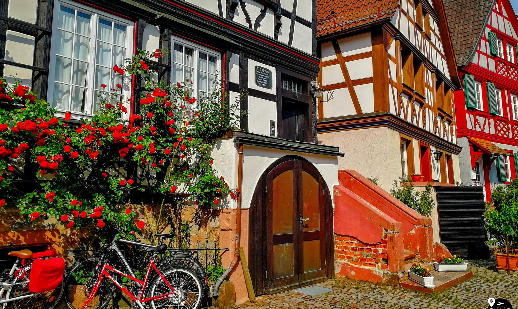 Деревня Генгенбах