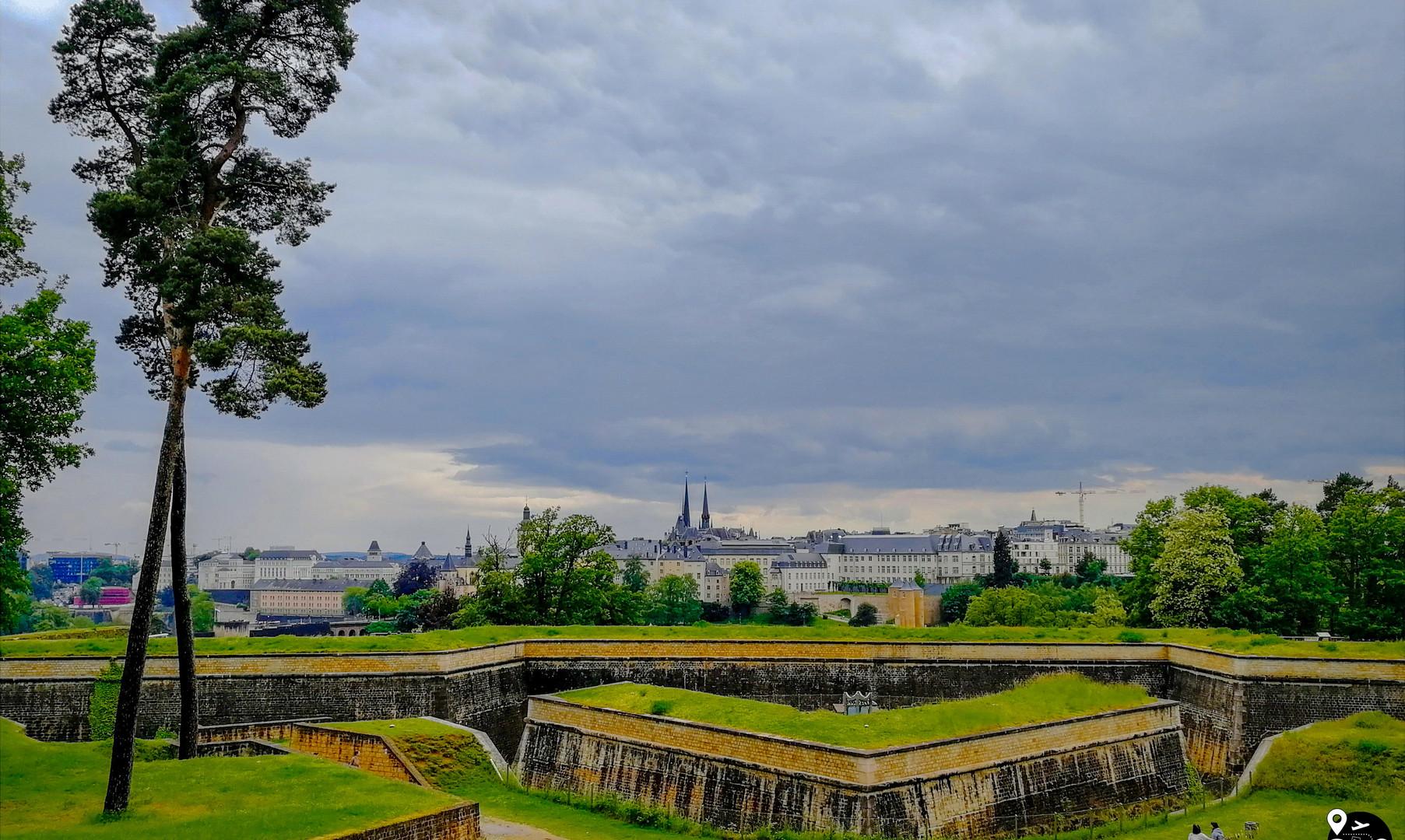 Форт Люксембурга