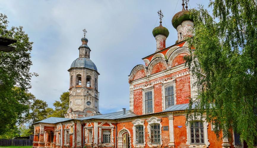 Троицкий собор, Осташков