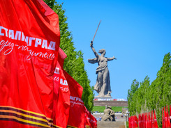 """Мемориал """"Родина-Мать"""" в Волгограде"""