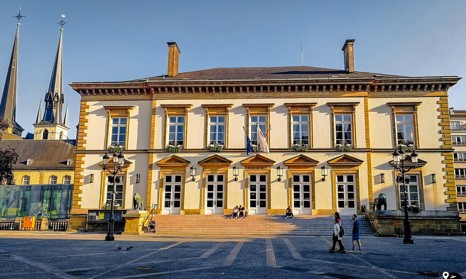 Городская ратуша, Люксембург