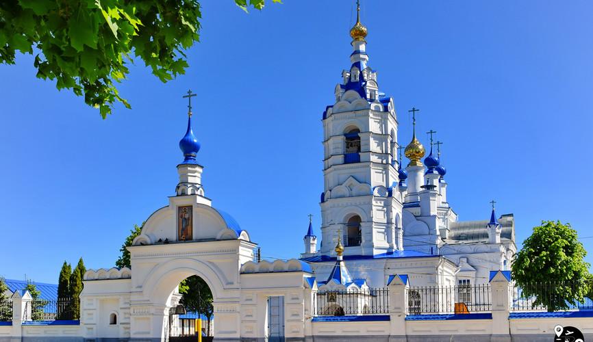 Преображенский храм, Иваново