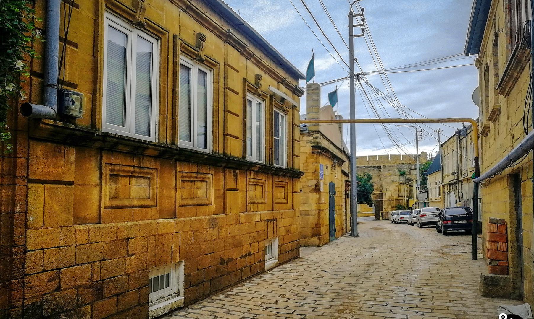 Старый город Дербент