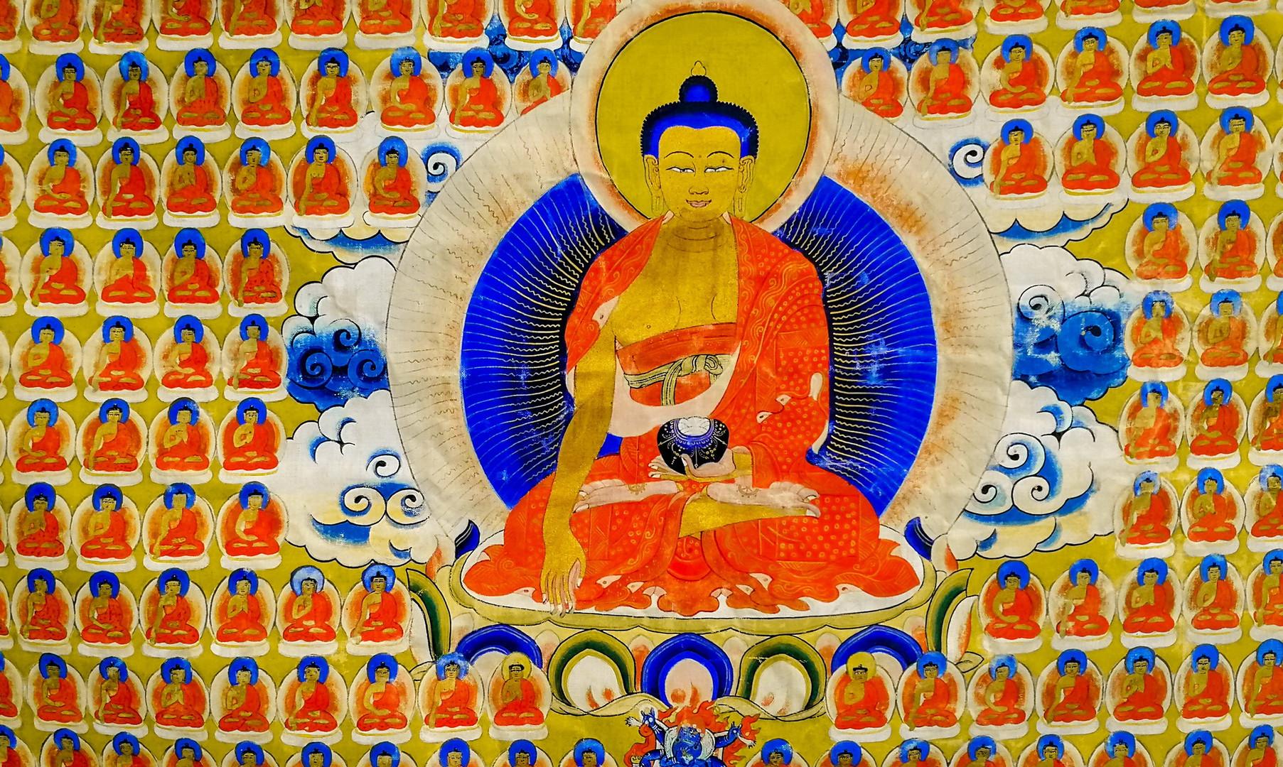 Буддийский орнамент