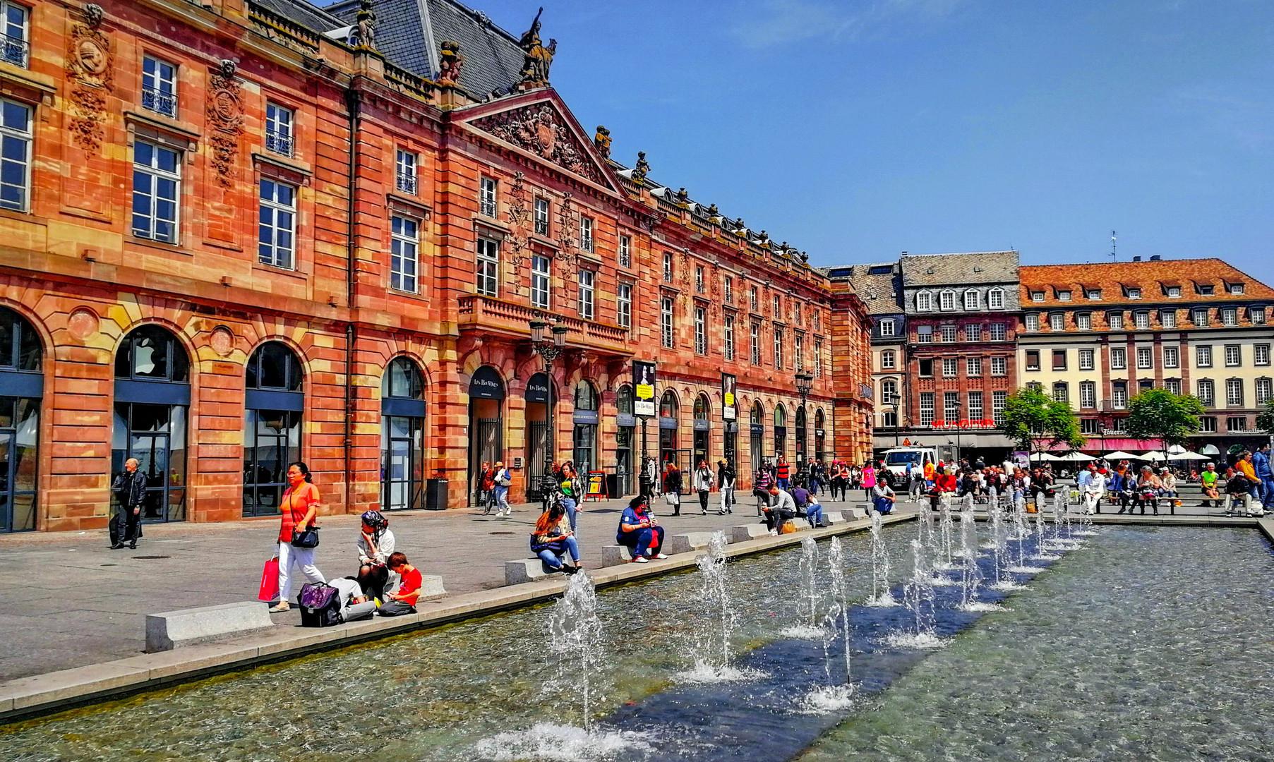 Площадь Кляйбера, Страсбург