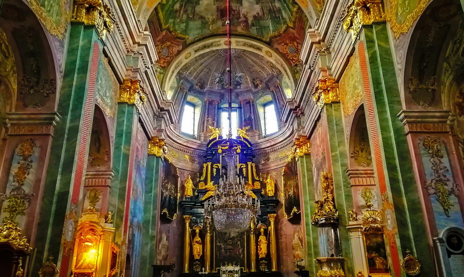 Собор Святых Иоанна Крестителя и Иоанна Богослова, Люблин