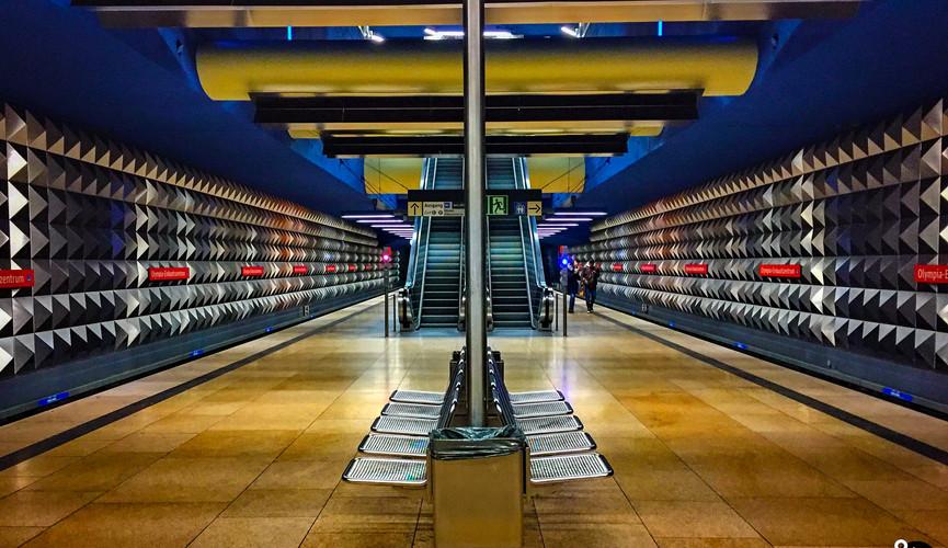 Метро Мюнхена