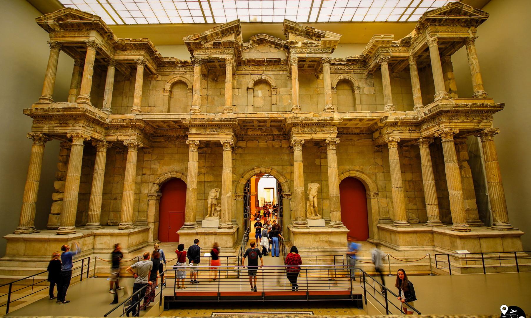 Музей Пергамон, Берлин