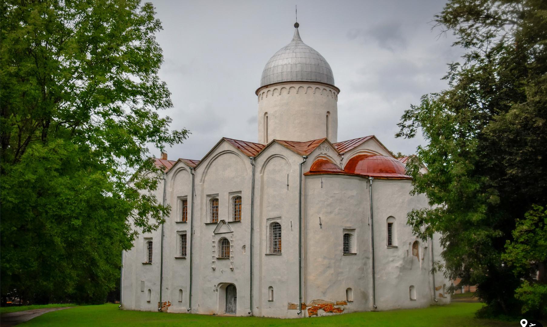 Церковь Георгия на Торгу, Великий Новгород