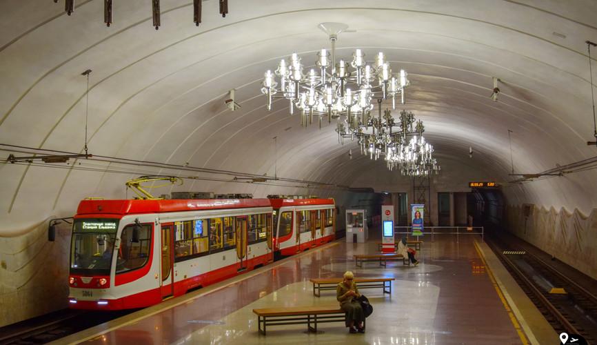 Волгоградский подземный трамвай (метротрам)