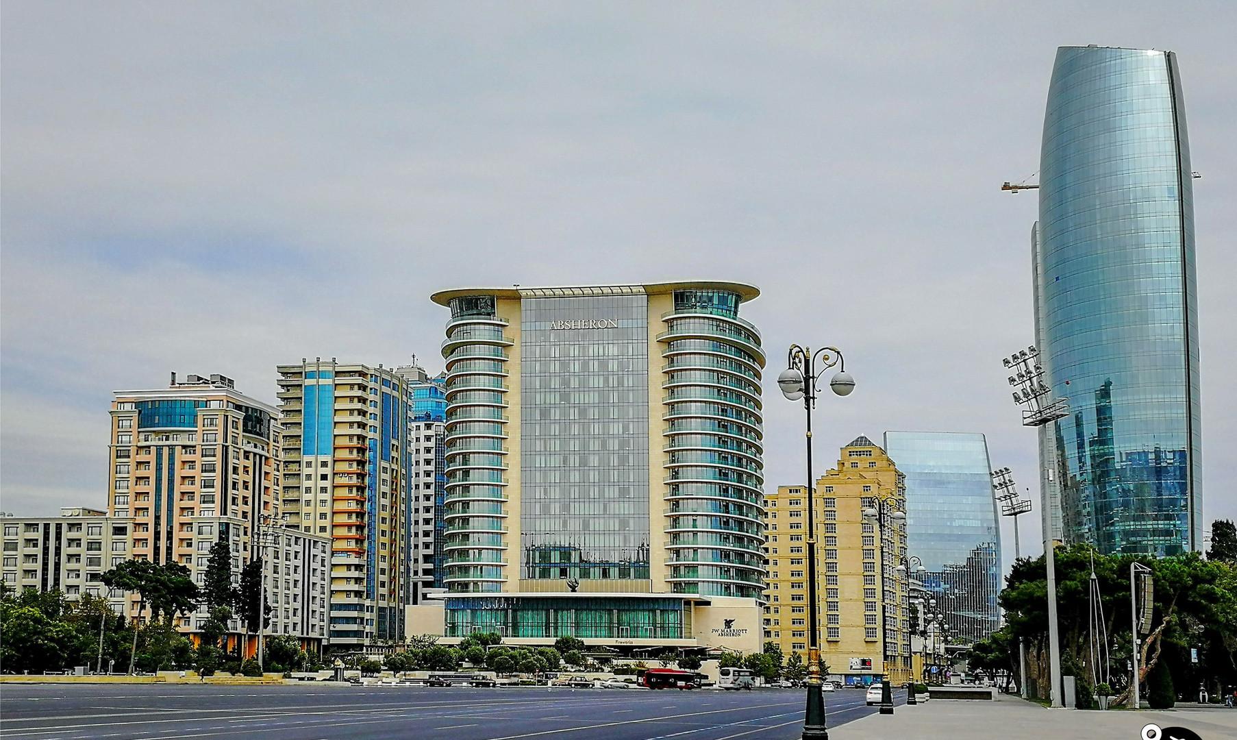 Порт Баку Молл