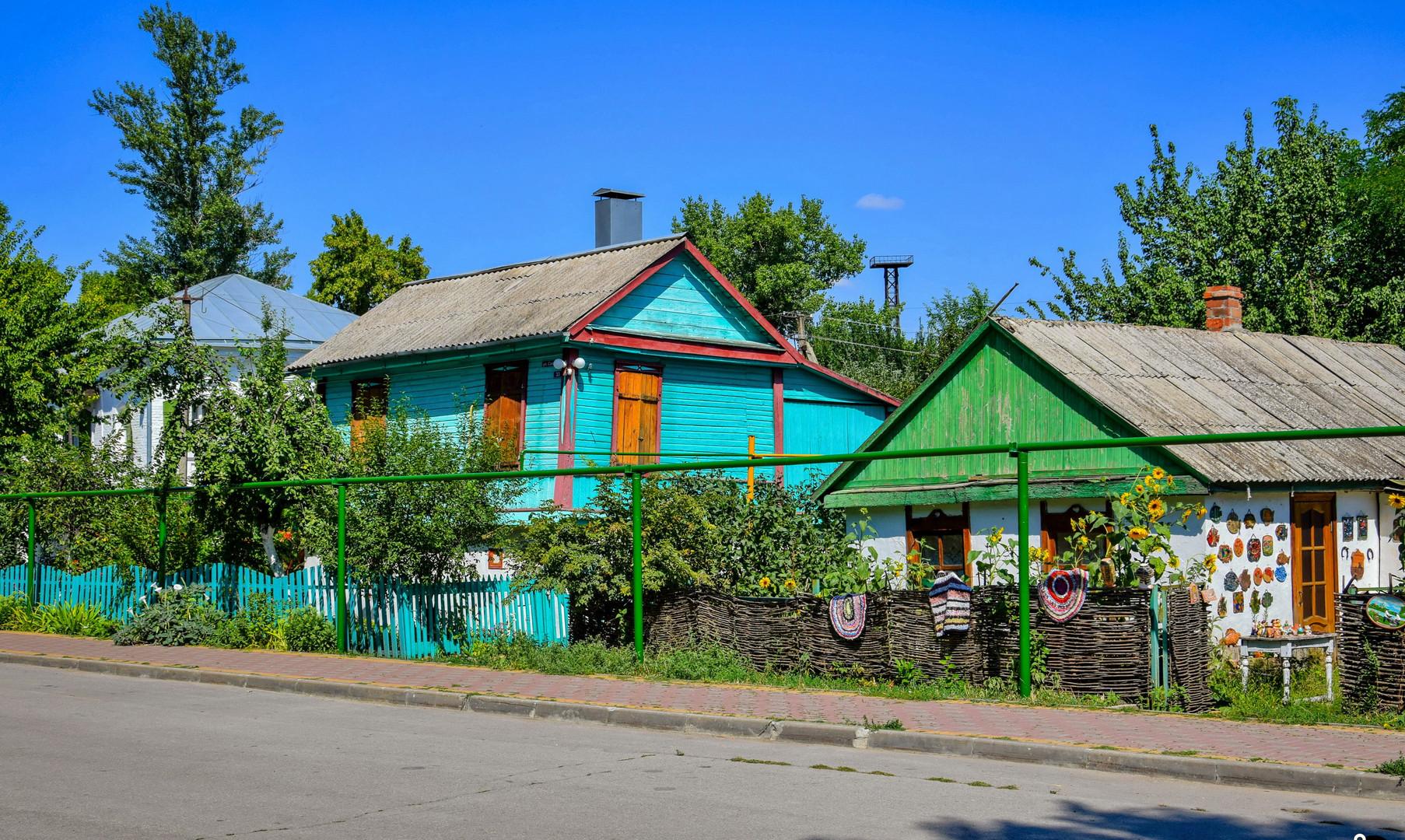 Улицы Старочеркасска