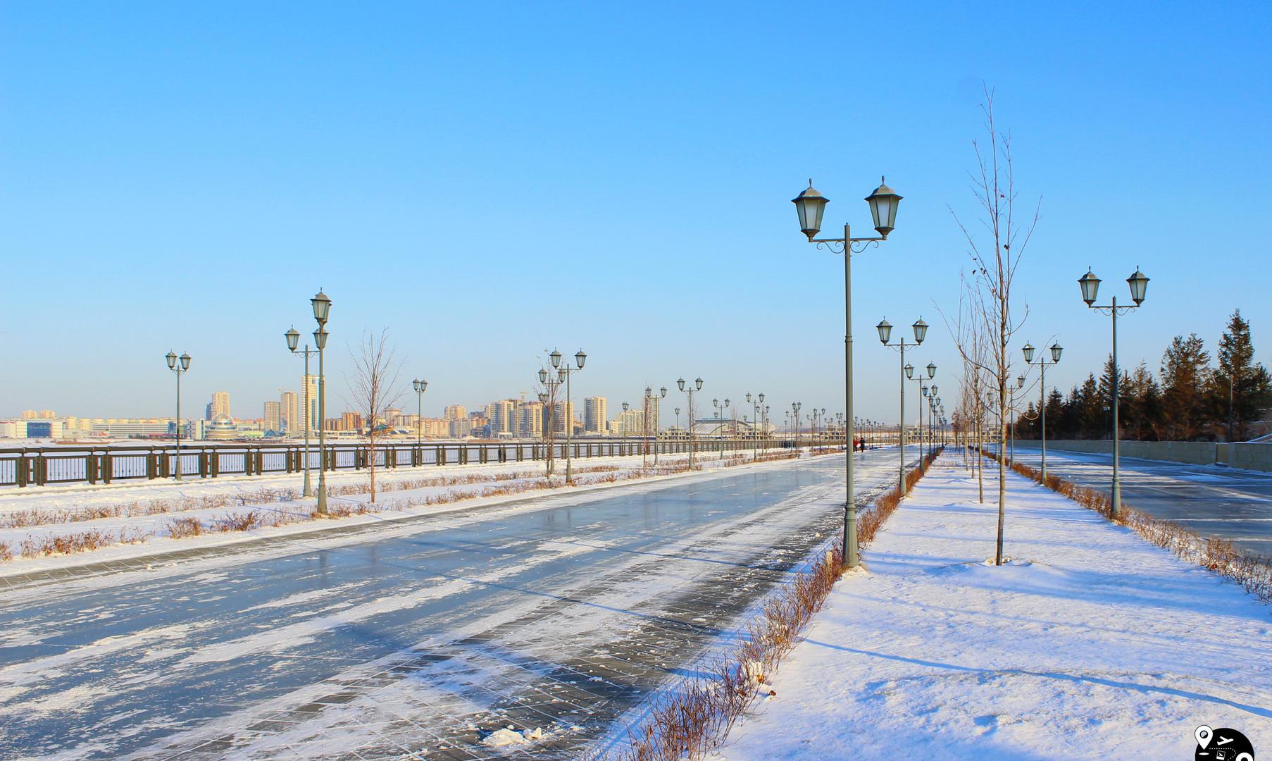 Дворцовая набережная, Казань