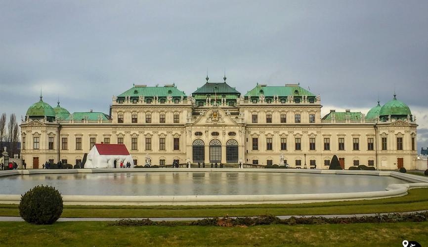 Дворец Бельведер, Вена
