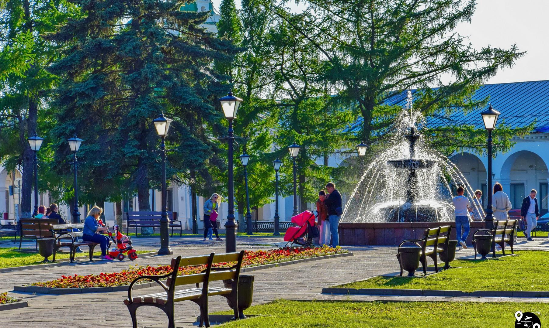 Советская площадь, Кострома