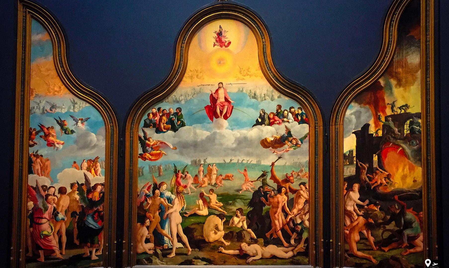 Голландское искусство в Рейксмузеум, Амстердам