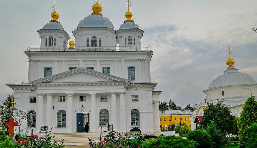 Казанский монастырь, Ярославль