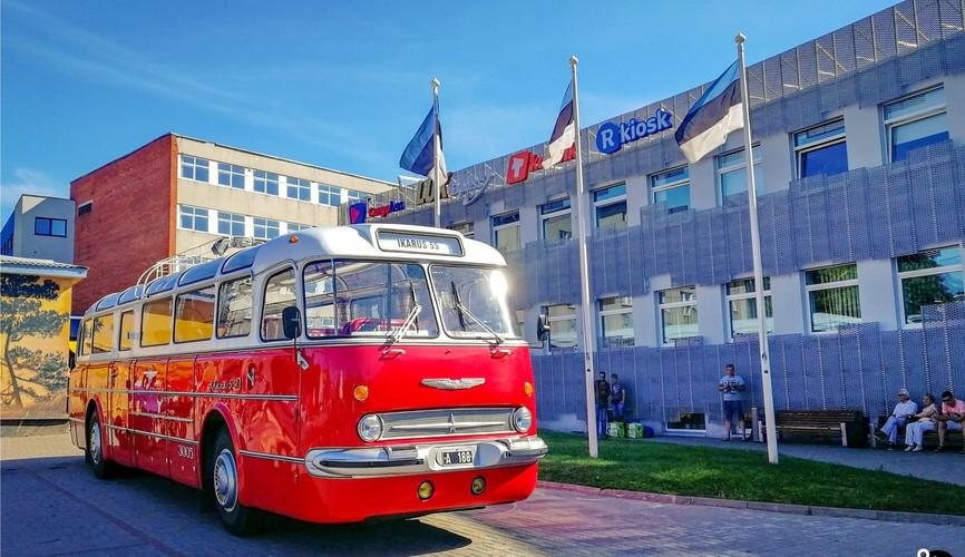 Автобусная станция Таллин