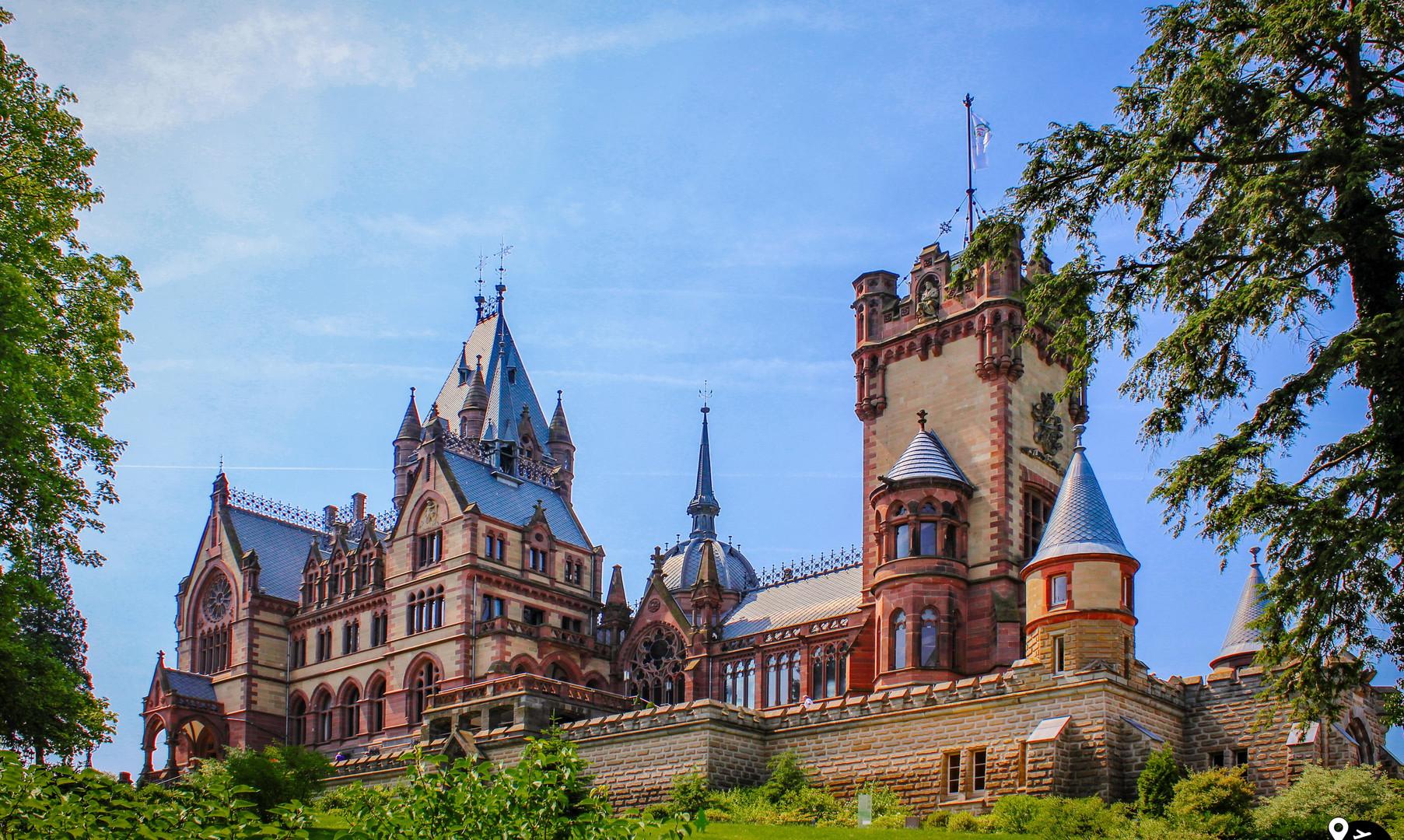 Замок Драхенбург, Бонн