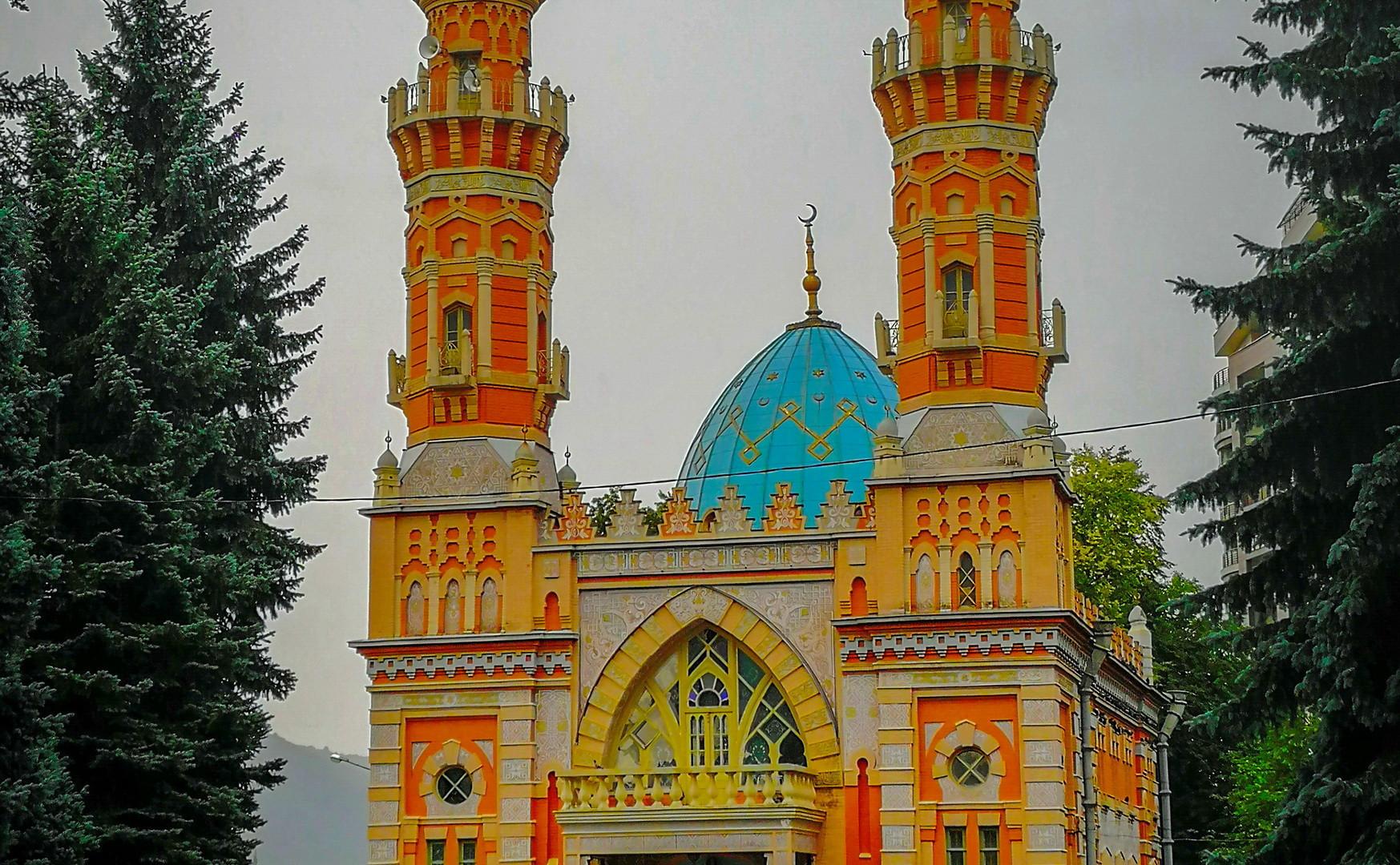 Суннитская мечеть, Владикавказ
