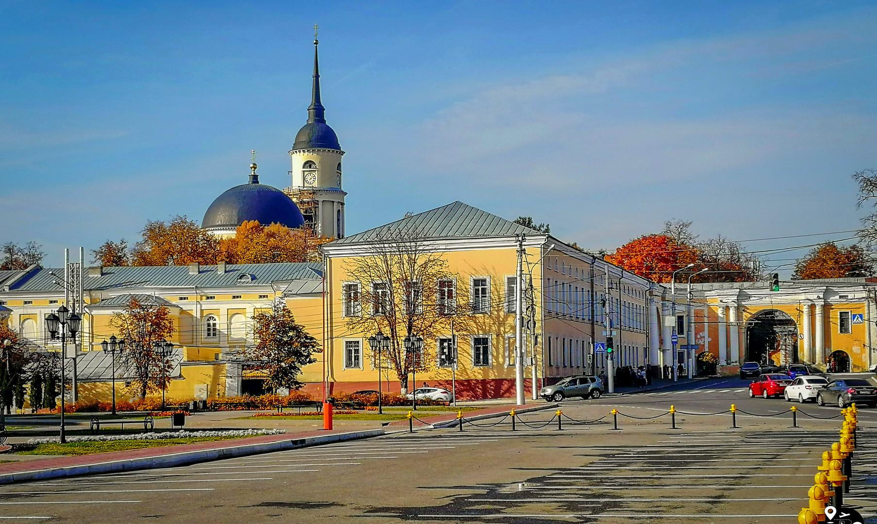 Площадь Старый Торг, Калуга