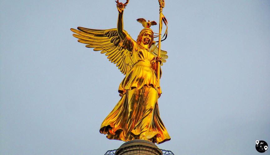 Колонна Победы, Берлин