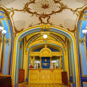 Сандуновские бани в Москве | Sanduny baths in Moscow